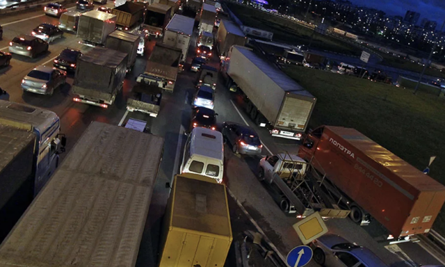 Изменение ПДД для грузовиков с 31 декабря 2014 года