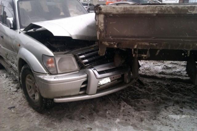 Штраф за ДТП на парковке