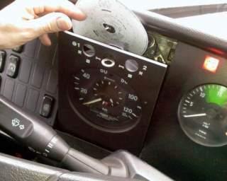 Категории и виды транспортных средств, оснащаемых тахографами
