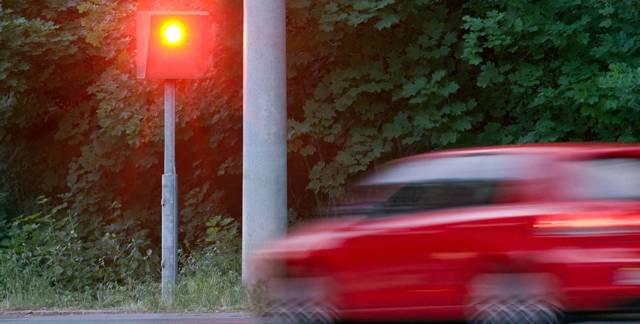 Штраф за проезд на красный свет в 2021 году