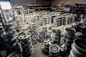 Виды колесных дисков: штампованные, литые и кованые