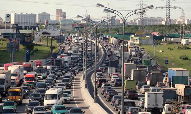 Запрет въезда грузовиков в Москву в 2021 году