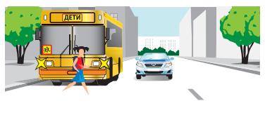 Остановка пешехода в регламенте ГИБДД 2021 года