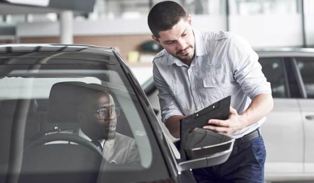 Передача автомобиля при продаже