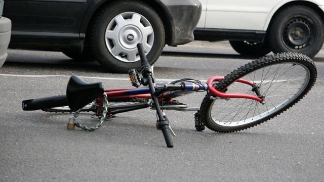 ДТП наезд на велосипедиста