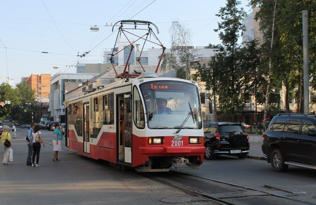 Правила проезда перекрестков с трамвайными путями