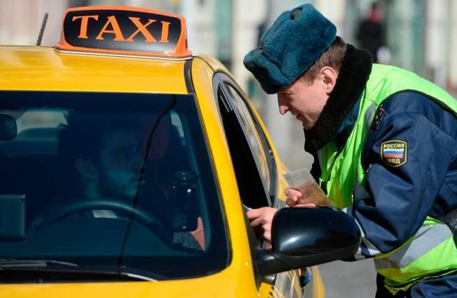 Штраф за такси без лицензии в 2021 году