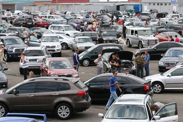 Как показать покупателю незарегистрированный автомобиль?
