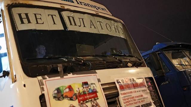 Продление льготного периода использования системы Платон для тяжелых грузовиков  с 1 марта 2016 года