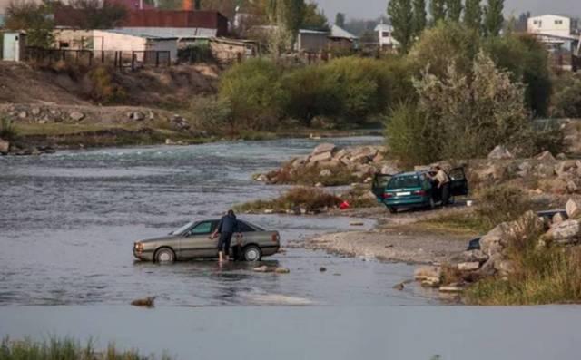 Штраф за подъезд к реке в 2021 году