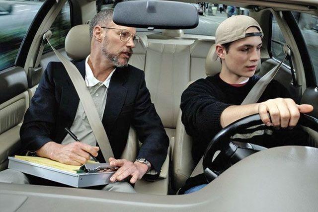 Внутренний экзамен в автошколе в 2021 году