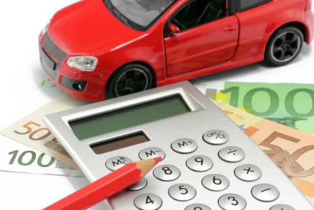 Сколько стоит регистрация автомобиля через автосалон?