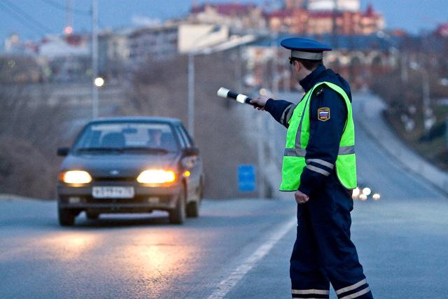 Штраф за не остановку по требованию инспектора