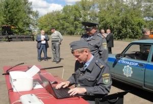 Получение номеров на самоходную машину в Гостехнадзоре в 2021 году