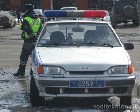 Штрафы для военных водителей с 1 января 2012 года