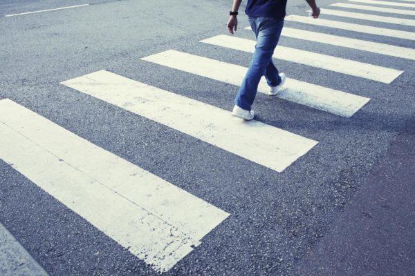 Штраф за пешехода на переходе в 2021 году