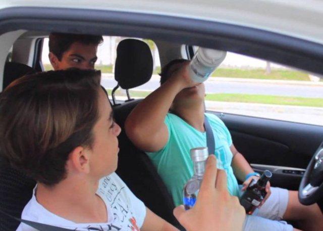 Введение уголовного наказания за повторное управление автомобилем в состоянии опьянения с 1 июля 2015 года