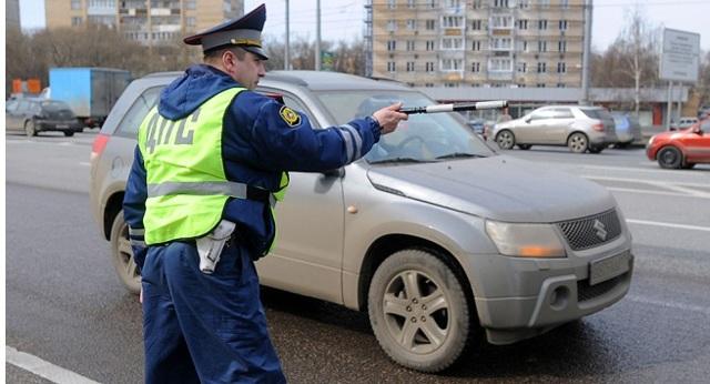 Исключение штрафов для автомобилей Спецстроя с 4 мая 2018 года