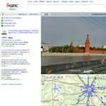 Сервис Яндекс-панорамы для водителей