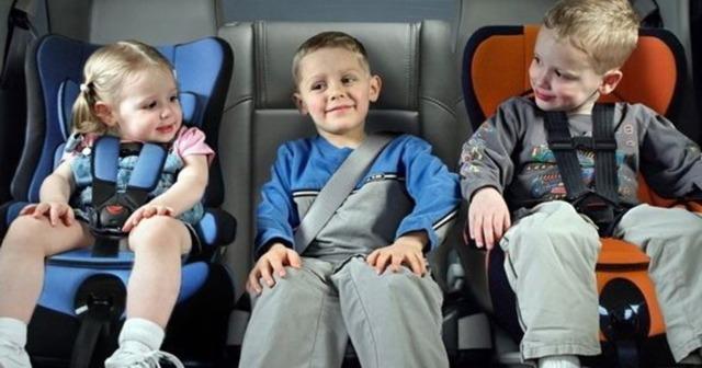 Штраф за перевозку детей без кресла в 2021 году
