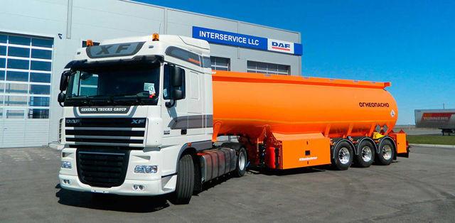 Разрешение на перевозку опасных грузов автомобильным транспортном с 10 января 2020 года