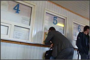 Приложение №3. Оформление водительского удостоверения при его выдаче