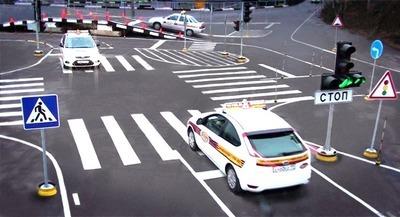 Автоматизированный автодром. Введение откладывается на неопределенный срок
